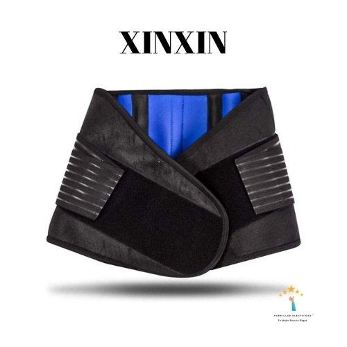 4. XINXIN Faja Lumbar para Espalda