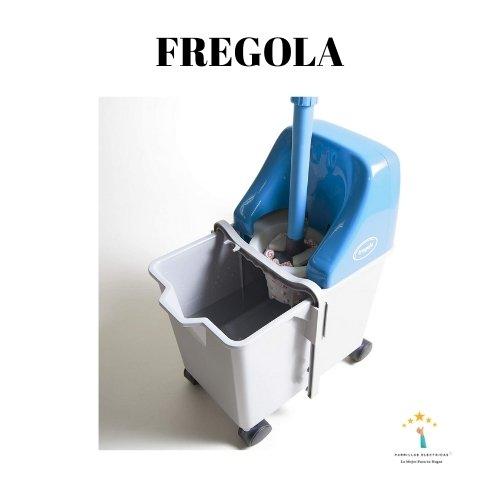 5. Fregola - Escurridor automático de fregonas