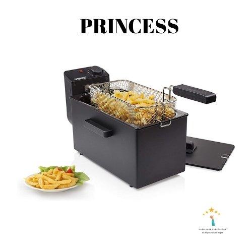 4. Princess 182727 Freidora eléctrica