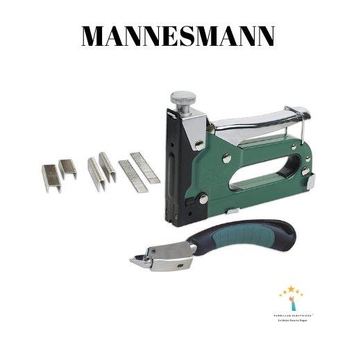 1. Mannesmann M48440 - Grapadora para tapicería