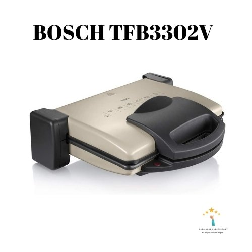 2. Bosch TFB3302V - Plancha y grill