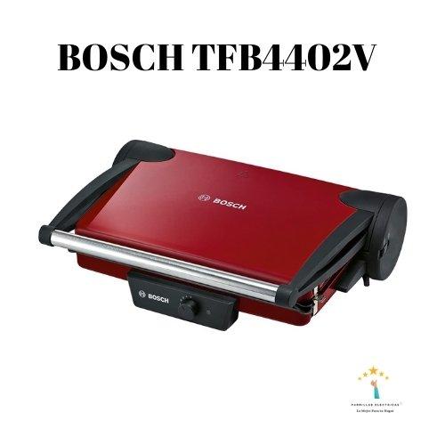 3. Bosch Hogar TFB4402V Grill