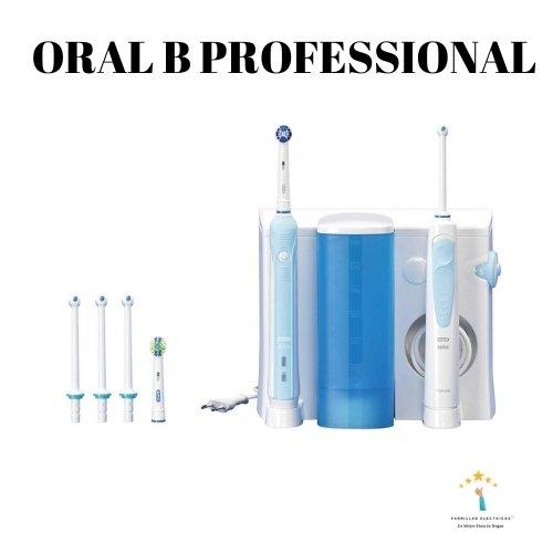 5. Oral-B Professional - El irrigador dental más potente