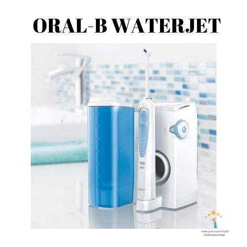 irrigador bucal oral-b waterjet