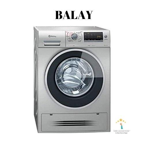 4. Balay 3TW976XA Independiente Carga frontal A Acero inoxidable