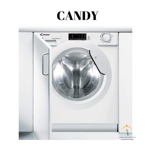 1. Candy - CBWD-8514D - Lavasecadora
