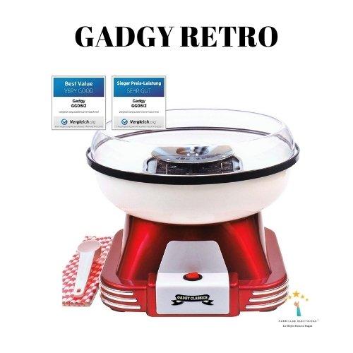 5. Gadgy Retro máquina de algodón