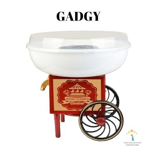 3. Máquina de algodón de azúcar Gadgy
