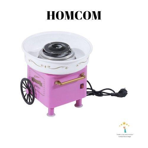1. Homcom Máquina de Algodón de azúcar