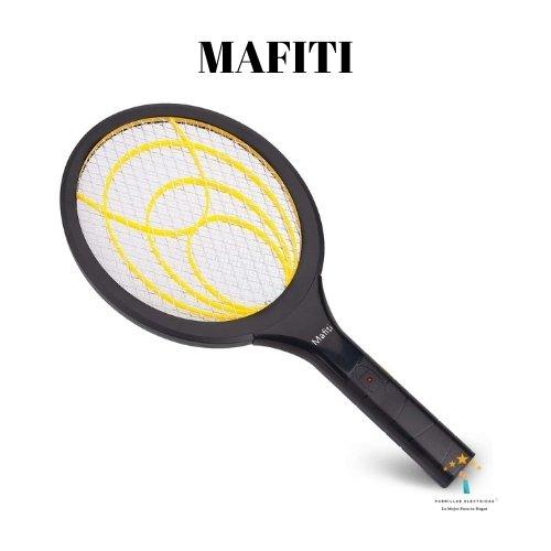 5. Modelo Mafiti raqueta eléctrica antimosquitos