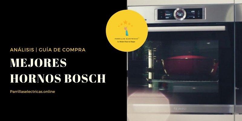 mejores hornos bosch