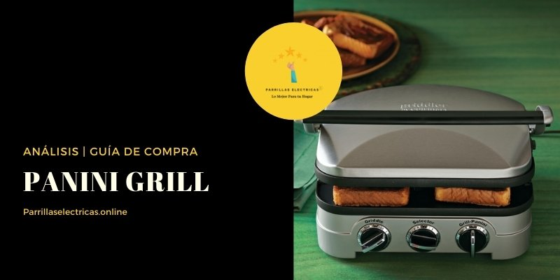 mejores paninis grill