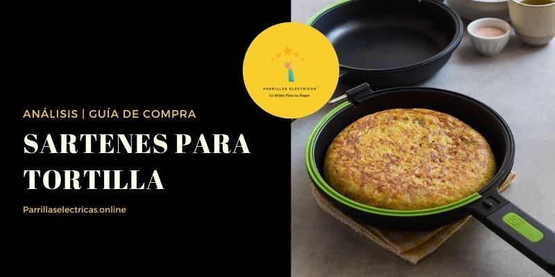 mejores sartenes para tortillas