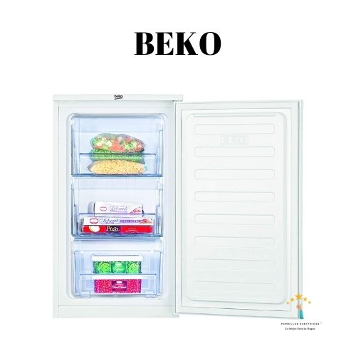 2. Mini nevera Beko con congelador