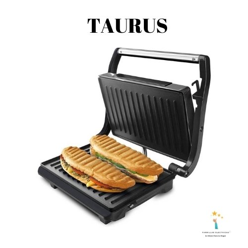 3. Taurus Grill