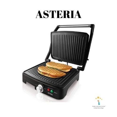 1. Taurus Asteria – Grill y plancha de asarl