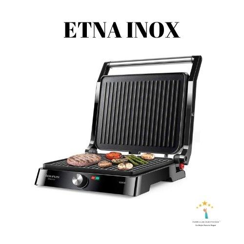 3. Taurus ETNA INOX 2 en 1 Grill