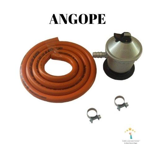2. Regulador de gas butano Angope