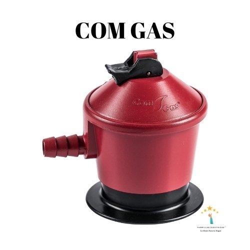 4. Regulador de gas butano Com Gas 200208