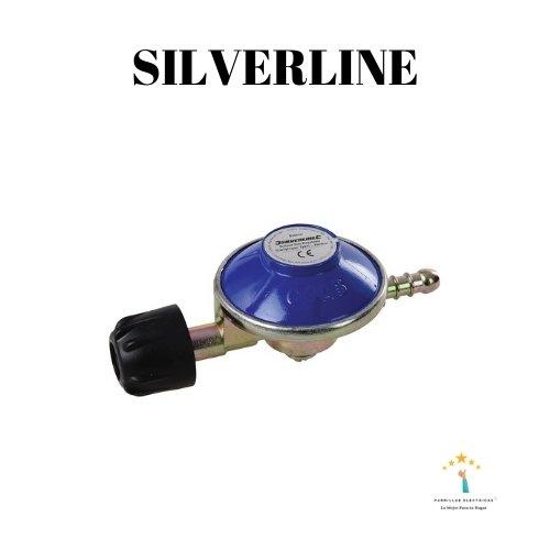 1. Regulador de gas butano Silverine 973878