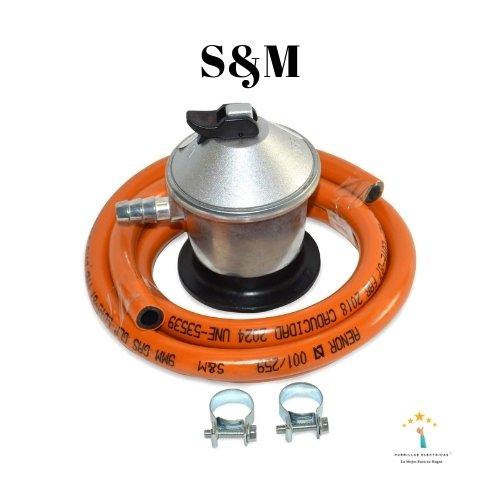 regulador de gas butano s&m