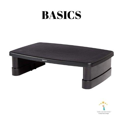 1.  Amazon Basics - Soporte para monitor