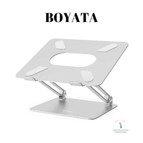 2. BoYata Soporte para computadora portátil