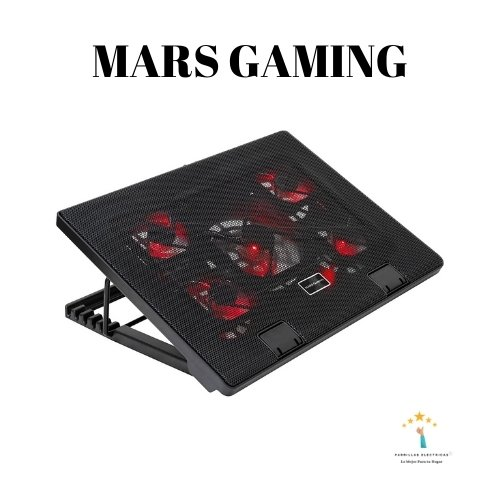 soporte portatil mars gaming