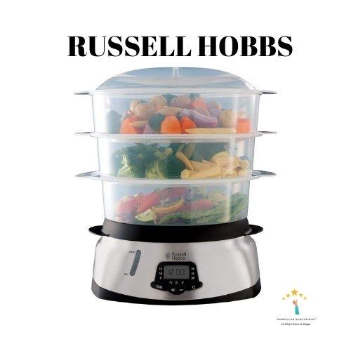 5. Russell Hobb Maxicook vaporera eléctrica