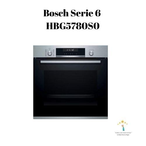 2. Bosch Serie 6 HBG5780S0