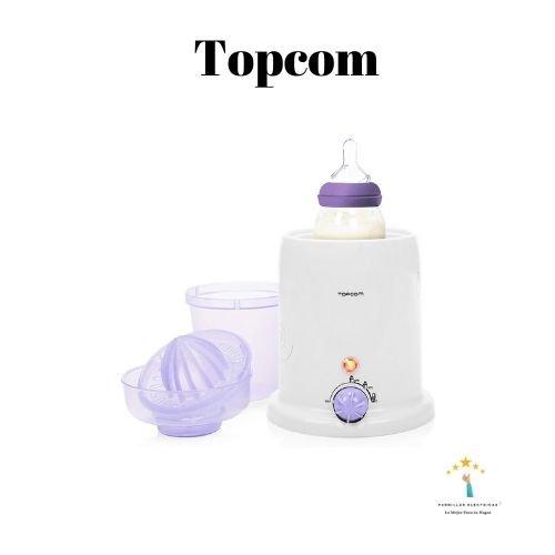 3. Topcom KF-4301 calentador de biberones eléctrico