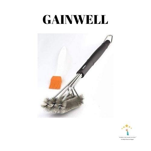 Mejor cepillo para barbacoa Gainwell