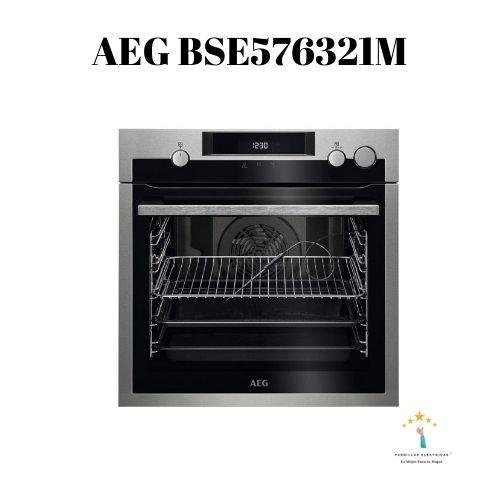 Mejor horno AEG BSE576321M