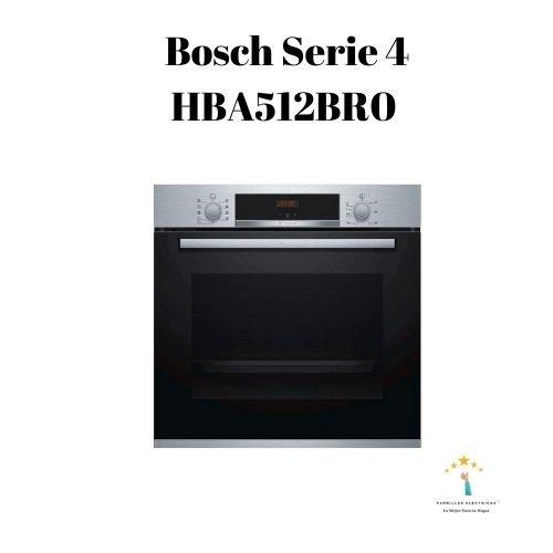 3. Bosch Serie 4 HBA512BR0