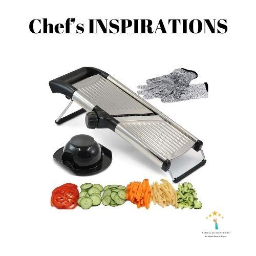 Mejor mandolina Chef's INSPIRATIONS