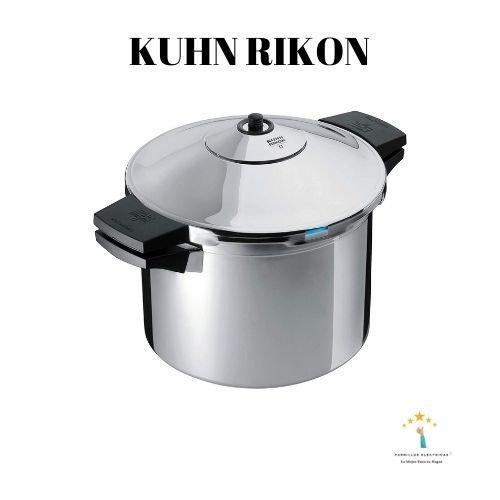 2. Kuhn Rikon Duromatic - mejor olla rapida
