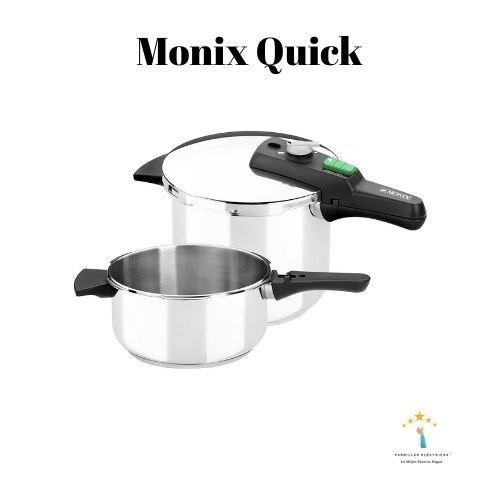 3. Monix Selecta Duo - olla express rápida