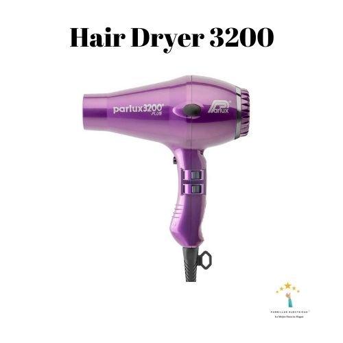 Mejor secador de pelo Parlux Hair Dryer 3200