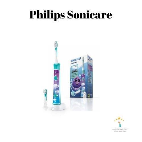 5. Philips Sonicare HX6322/04 - Cepillo eléctrico para niños con Bluetooth y divertida aplicación
