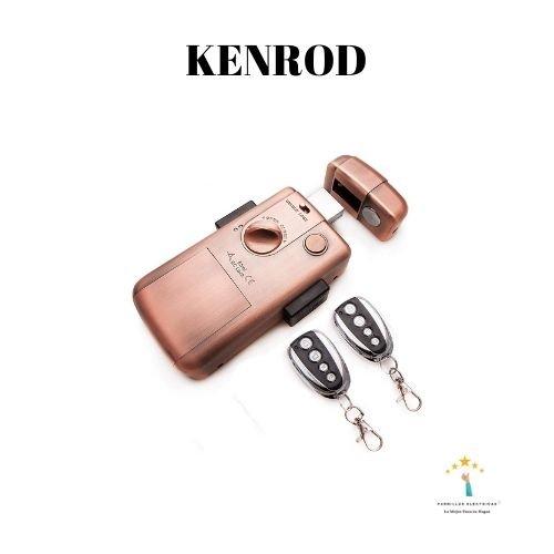 3. KENROD Bronce 4 Asas - cerraduras con mando a distancia