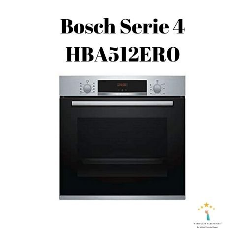 9. Horno  Bosch