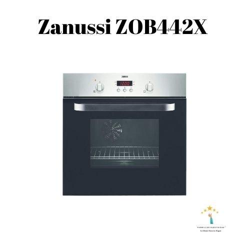 5. Zanussi ZOB442X