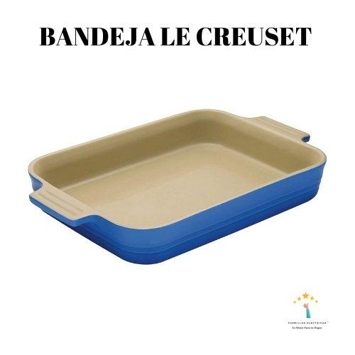 4.  Bandeja Le Creuset