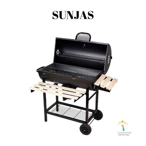 2. Barbacoa de carbón SunJas