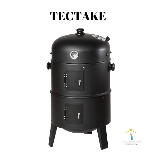 barbacoa de carbón tectake