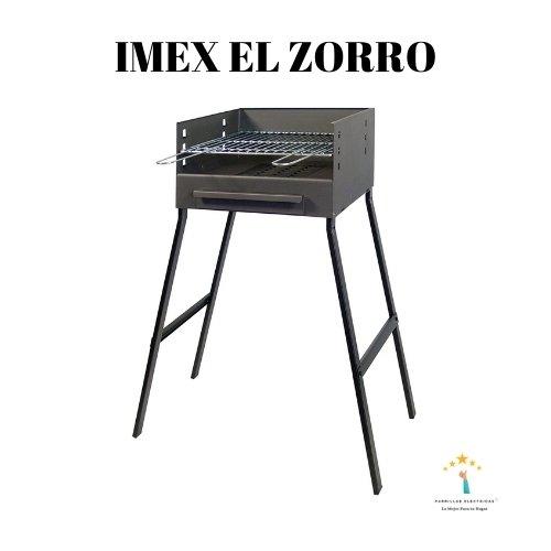 3. Imex el Zorro