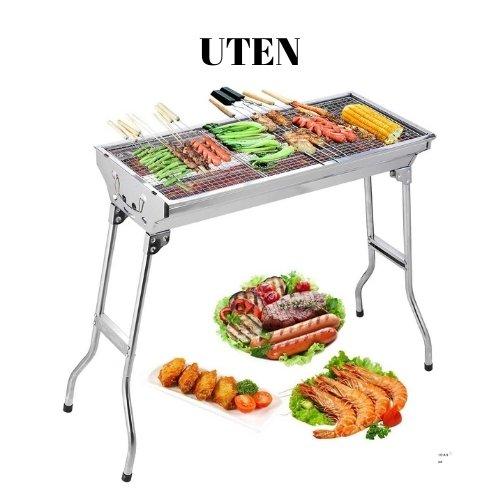 4. Uten - barbacoa plegable calidad-precio