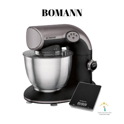 2. Batidora Bomann - amasadora domestica