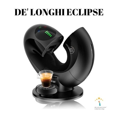 4. De'Longhi Dolce Gusto Eclipse - nueva cafetera dolce gusto