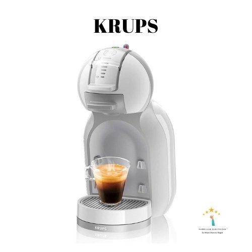 3. Krups Dolce Gusto Mini - cafetera dolce gusto automática barata